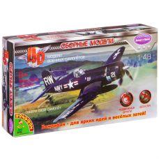 Сборная 4D модель самолёта, Воndibon, М1:48, ВОХ 13х4,5х22 см. grt-ВВ2552 Bondibon 304 р. Bondibon 4D-модели