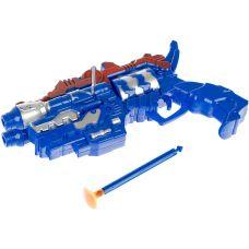 Набор пласт. бластер со стрелами на присосках, МиниМаниЯ, PAC 29x18 см, арт. M7111. grt-В87094 YAKO 163 р. Механическое оружие