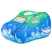 Игровой домик-палатка Чудо-юдо Рыба-кит, в сумке на молнии 30х4х30 см, арт. M7119.