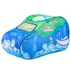 Игровой домик-палатка Чудо-юдо Рыба-кит, в сумке на молнии 30х4х30 см, арт. M7119. grt-Ф87091 YAKO 1 756 р. Игровые домики и корзины для игрушек