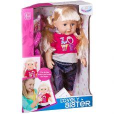 Кукла функц. с аксесс, пьёт воду и плачет , ВОХ 33х15х47 см, арт. WZJ015-2. grt-Д87056 2 790 р. Куклы и пупсы со звуком и механизмом (функциональные)