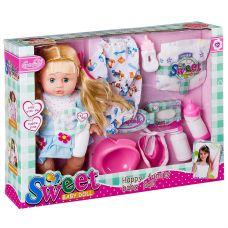 Набор кукла с одеждой и аксессуарами, ВОХ 46х34,5х10 см, арт. HX332-6. grt-Д87084 1 735 р. Куклы и пупсы классические (нефункциональные)