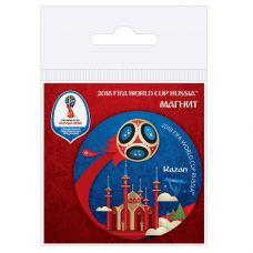 Магнит виниловый Казань grt-СН504 FIFA 2018 18 р. Магниты