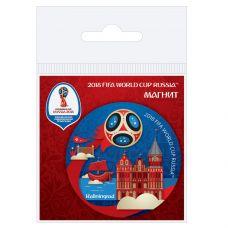 Магнит виниловый Калининград grt-СН507 FIFA 2018 18 р. Магниты