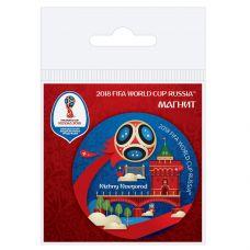 Магнит виниловый Нижний Новгород grt-СН508 FIFA 2018 18 р. Магниты