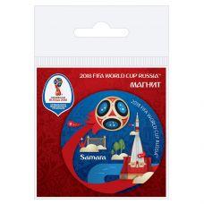 Магнит виниловый Самара grt-СН509 FIFA 2018 18 р. Магниты