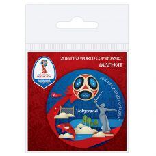 Магнит виниловый Волгоград grt-СН511 FIFA 2018 18 р. Магниты