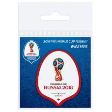 Магнит виниловый Кубок grt-СН512 FIFA 2018 21 р. Магниты