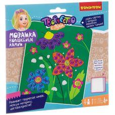 Набор для творчества BONDIBON. Мозаика ВОЛШЕБНЫЕ КАМНИ (чудесные цветы) grt-ВВ2509 Bondibon 189 р. Мозаики
