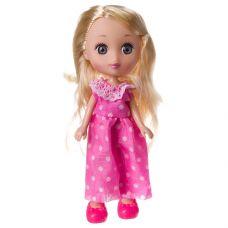 Кукла Катенька 16,5 см, РАС 11х23 см, 2 вида, арт.M6624. grt-Д87577 YAKO 189 р. Куклы и пупсы классические (нефункциональные)