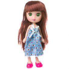 Кукла Катенька 16,5 см, РАС 11х23 см, 2 вида, арт.M6625. grt-Д87578 YAKO 189 р. Куклы и пупсы классические (нефункциональные)