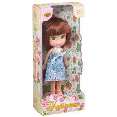 Кукла Катенька 16,5 см, ВОХ 8,5×5×20 см, 2 вида, арт.M6620. grt-Д87584 YAKO 285 р. Куклы и пупсы классические (нефункциональные)