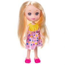 Кукла Катенька (2 вида) 16,5 см, PAC 8,5×5×20 см, арт.M6621. grt-Д87585 YAKO 188 р. Куклы и пупсы классические (нефункциональные)