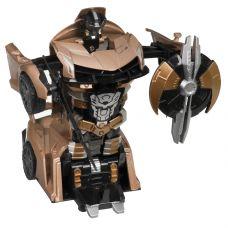 Трансформер мет. инерц. машина-робот, Герои Роботы Play Smart, М1:32, CRD 25,5х31х6,5 см, арт. 9858. grt-Л87594 PLAY SMART 958 р. Трансформеры
