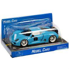 Инерц. пласт маш. Model Cars, PVC 31.5×16.5×14 см, 2 вида grt-В87667 857 р. Инерционный транспорт