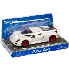 Инерц. пласт маш/ Model Cars, PVC 31.5×16.5×14 см, 2 вида grt-В87668 817 р. Инерционный транспорт