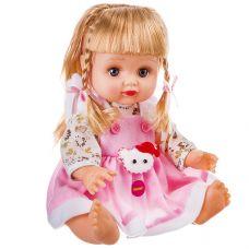 Кукла PLAY SMART Алина с косичками в сумке 26 см., IC рус. арт. 5068 grt-Д22423-1 PLAY SMART 1 154 р. Куклы и пупсы со звуком и механизмом (функциональные)