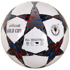 Мяч футбольный,250г, №5, PVC глянцевый,1слой. grt-Т88430 429 р. Мячи футбольные
