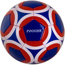 Мяч футбольный, 280-300г, №5, PVC, глянц., 1 слой, Россия. grt-Т88632 386 р. Мячи футбольные