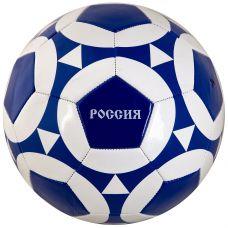 Мяч футбольный, 280-300г, №5, PVC, глянц., 1 слой, Россия. grt-Т88633 363 р. Мячи футбольные