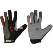 Перчатки STG мод.806 с длинными пальцами и защитн.прокладкой,застежка на липучке,размер M