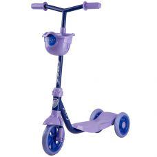 Самокат городской Foxx Baby с пластиковой платформой и EVA колесами 115мм, корзинка, ультрамари grt-115BABY.BL8 FOXX 1 790 р. 100-120мм колеса