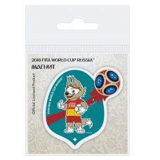 """Магнит картон Забивака """"ИСПАНИЯ"""" grt-СН527 FIFA 2018 20 р. Магниты"""