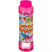 Мыльный раствор для радужных пузырей, банка 1 л с палочкой для  выдувания,8х26 см, арт. 315.