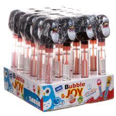 Набор мыльных пузырей, пингвин светящ. на бат.(3хL1154 в компл.), D/B 24 шт. по 55 мл, ВОХ 29,5х25,5 grt-Н90153 188 р. Мыльные пузыри, оружие с мыльными пузырями
