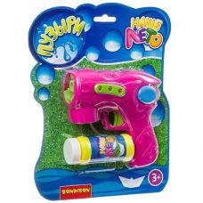 """Пистолет Bondibon """"Наше Лето"""" на батар.с мыльными пузырями 110 мл, CRD 24х30 см, арт.6688B. grt-ВВ2783 Bondibon 503 р. Мыльные пузыри, оружие с мыльными пузырями"""