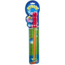"""Мыльные пузыри Bondibon """"Наше Лето"""" 130 мл, меч, CRD 48,5х12 см, арт. 10068B. grt-ВВ2804 Bondibon 186 р. Мыльные пузыри, оружие с мыльными пузырями"""