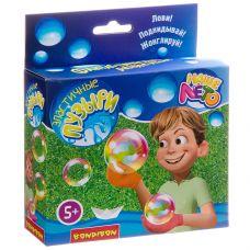 """Набор эластичные радужные мыльные пузыри Bondibon """"Наше Лето"""" 120 мл, 2 перчатки, ВОХ 14 х12,7см, ар grt-ВВ2798 Bondibon 236 р. Мыльные пузыри, оружие с мыльными пузырями"""