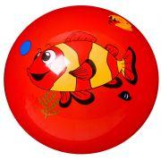 Мяч ПВХ Подводный мир,  22 см, 60 гр., арт.F22021
