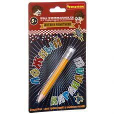 Фокусы от Bondibon, Шутки-приколы, Ложный карандаш, арт 7510 grt-ВВ2909 Bondibon 90 р. Фокусы-шутки и страшилки