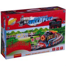 """Железная дорога Bondibon """"Восточный экспресс"""" с одним паровозом, дл. пути 154 см, ВОХ 45х31х9см, арт grt-ВВ2996 Bondibon 1 595 р. Железные дороги"""