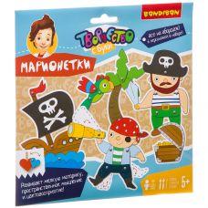 Набор для творчества BONDIBON. Марионетки (пираты) grt-ВВ3049 Bondibon 227 р. Поделки из бумаги и картона