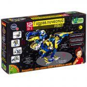 Робототехника Bondibon, Гидравлический робот 12 в 1, арт 21-618