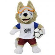 Волк Т11251 Забивака, 28см, в пакете FIFA-2018