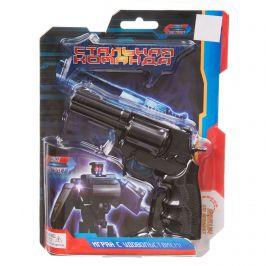 Трансформер метал.робот-пистолет,серия