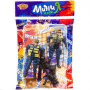 Набор игр.военный с 2 солдатиками и собакой ,серия МиниМаниЯ, РАС 15х23 см, арт.M7595-6.