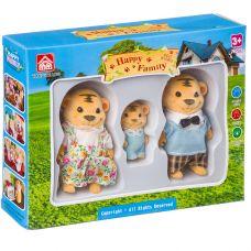 Игровой набор Happy Family фигурки зверюшек, семейка тигрят , BOX 19,2×15,2×4,5 см, арт.012-16D. grt-Д93769 612 р. Домики, замки,кареты
