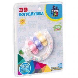 Игр.разв.погрем. пласт., ВЕРТУШКА, Bondibon, CRD 18,8х14х5 см.