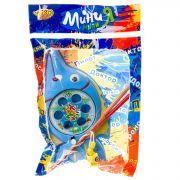 Набор игровой рыбалка с 2-мя удочками,  рыбка,серия МиниМаниЯ, РАС 15,5х23,5 см, арт.M7625.