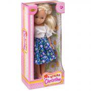 Кукла  Cristine 35 см, ВОХ 39х17х9 см,  арт.M7578-2.