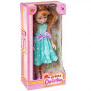 Кукла  Cristine 35 см, ВОХ 39х17х9 см,  арт.M7578-4.