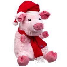 мягк. свинья - сумочка 27см grt-Е96541 Snowmen 400 р. Кошельки, портмоне, ключницы