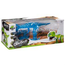 Игр.пласт. динозавр на бат. музык.,ходит, качает головой и хвостом,ВОХ 43х18х6см, арт.28301. grt-Б93897 1 455 р. Игрушки на батарейках