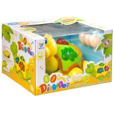 Игр. пласт. на бат. музык., светящ. и движущ.Черепаха, отклад. яйца, ВОХ 21,5х13,5х18 см, арт.28802. grt-Б93912 709 р. Развивающие игрушки на батарейках