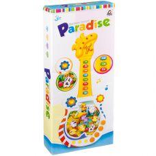 Гитара на бат.со светом,звук. животн.,Paradise, BOX 43,5x18,5x5,5 см, арт.CY-6077B. grt-Б94016 822 р. Гитары, струнные музыкальные инструменты