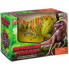 Динозавр на бат. озвуч., ВОХ 26х18х12 см, арт. 1061. grt-Б94024 751 р. Игрушки на батарейках